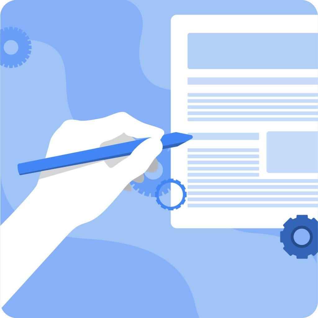 Escribir un artículo perfecto