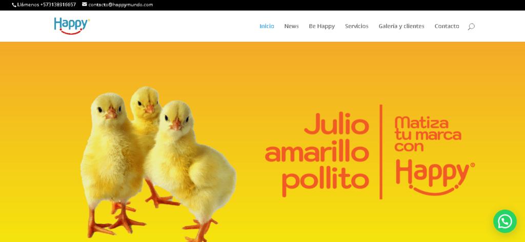 Agencia SEO Happy Mundo