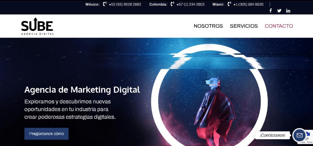 Agencia Digital Sube