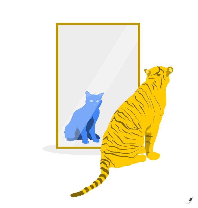 No es lo mismo trabajar con un tigre que hacerlo con un gato