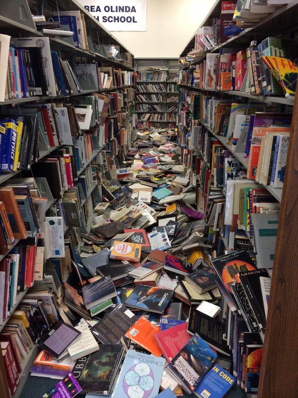 Ejemplo SEO Técnico Biblioteca Desorganizada